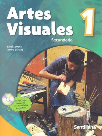 libro de artes visuales 3 secundaria editorial santillana pdf