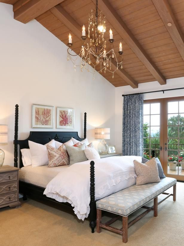 rooms viewer hgtv simple bedroom mediterranean on discover ideas about master dream bedroom id=24275
