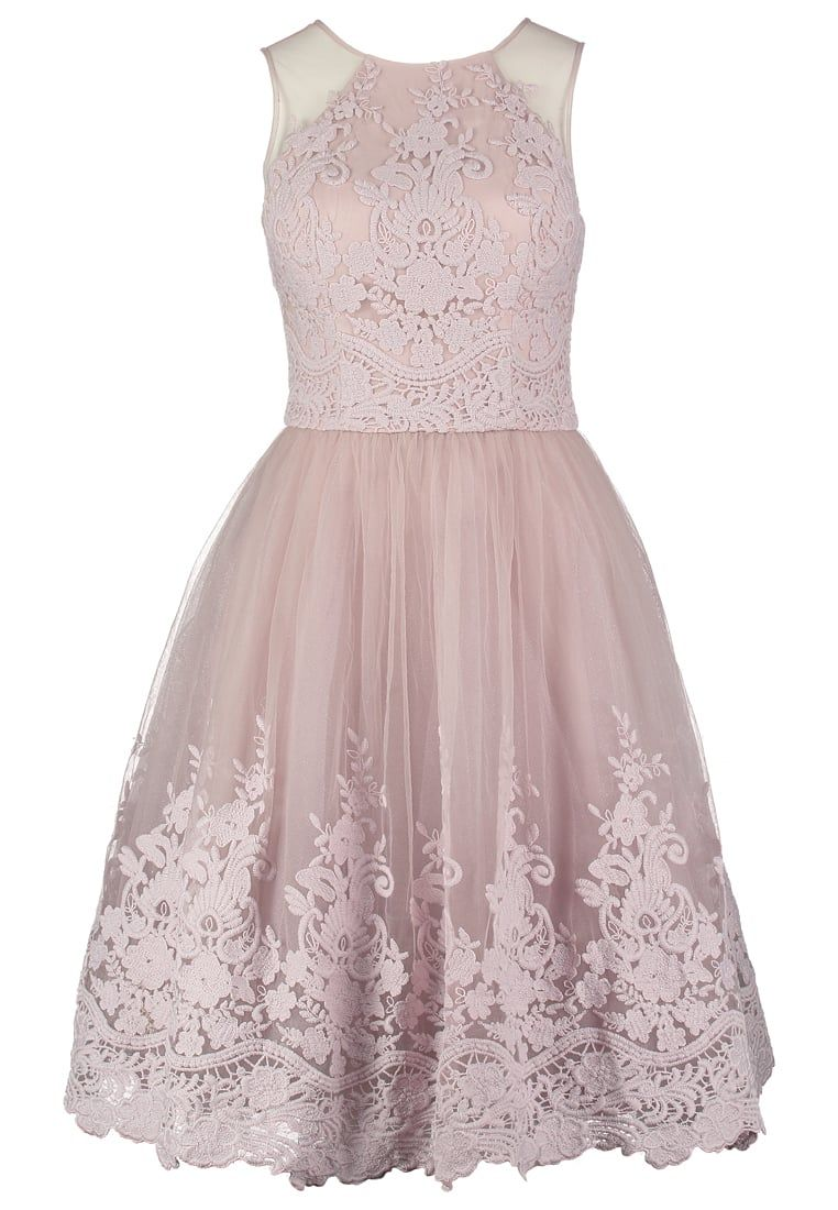 aef76c8863e4d5 Chi Chi London CARLY - Cocktailkleid   festliches Kleid - lilac - Zalando.de