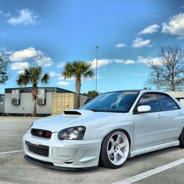 white rims, sti cars subaru wrx, subaru impreza, jdm cars STR White Rims