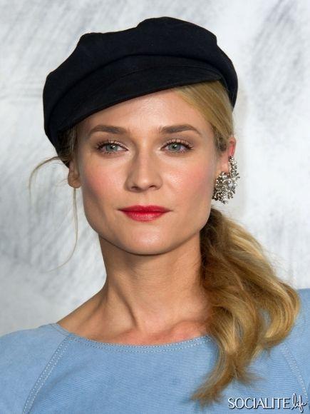 Chanel, Parisienne look, 2012.