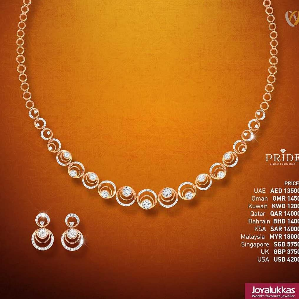Image May Contain Jewelry Jewelry Necklace Simple Diamond Jewelry Designs Gold Bridal Necklace