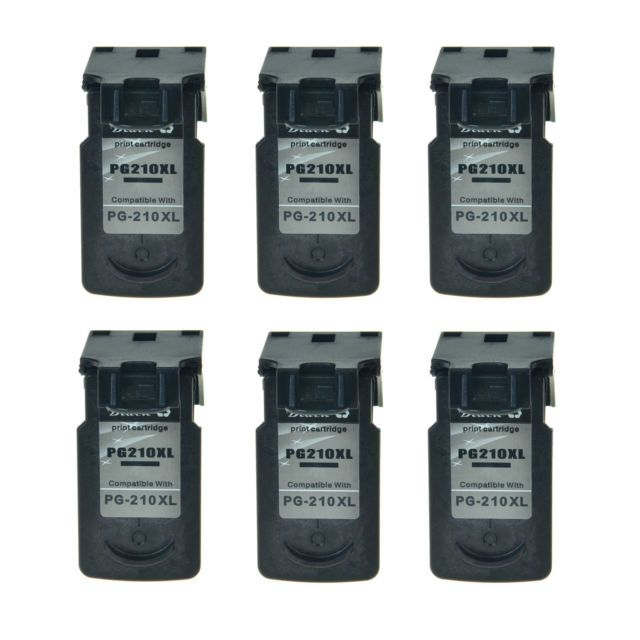 Genuine Canon Ink 211 Color And 2 Pack 210xl Black