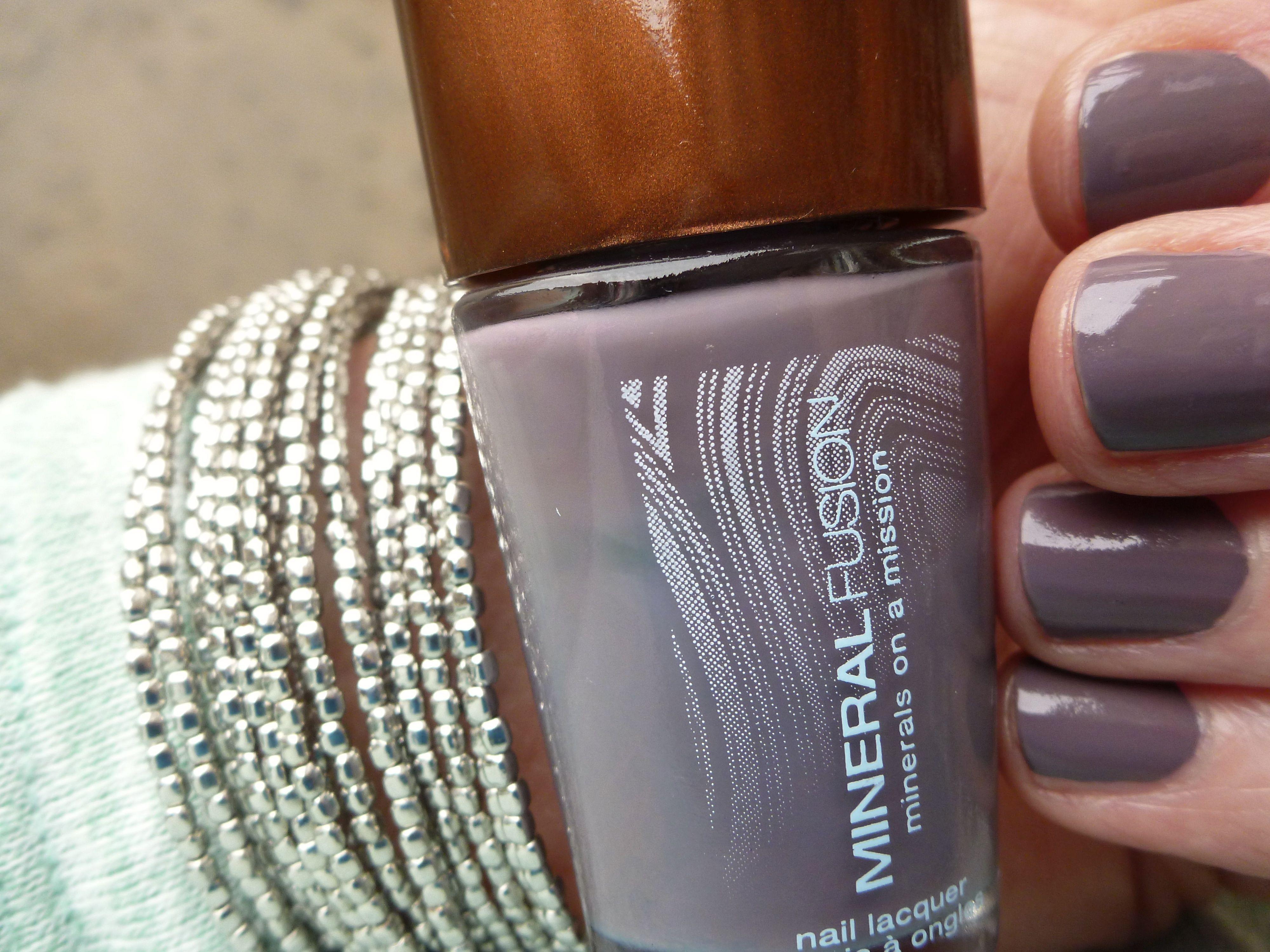 Th best shade of Dark Taupe Nail Polish. #fall #nailpolish | NAILed ...