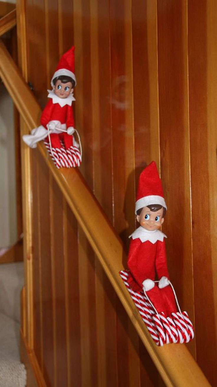 Hilarious Elf on the Shelf ideas that are more naughty than nice - 9Honey