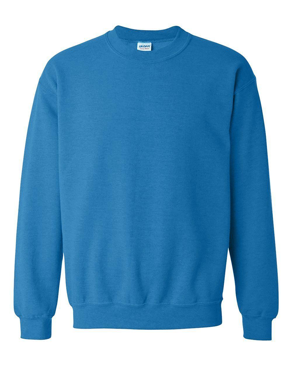 Amazon Com Gildan Men 39 S Heavy Blend Crewneck Sweatshirt Clothing Sweatshirts Printed Sweatshirts Crew Neck Sweatshirt [ 1250 x 1000 Pixel ]