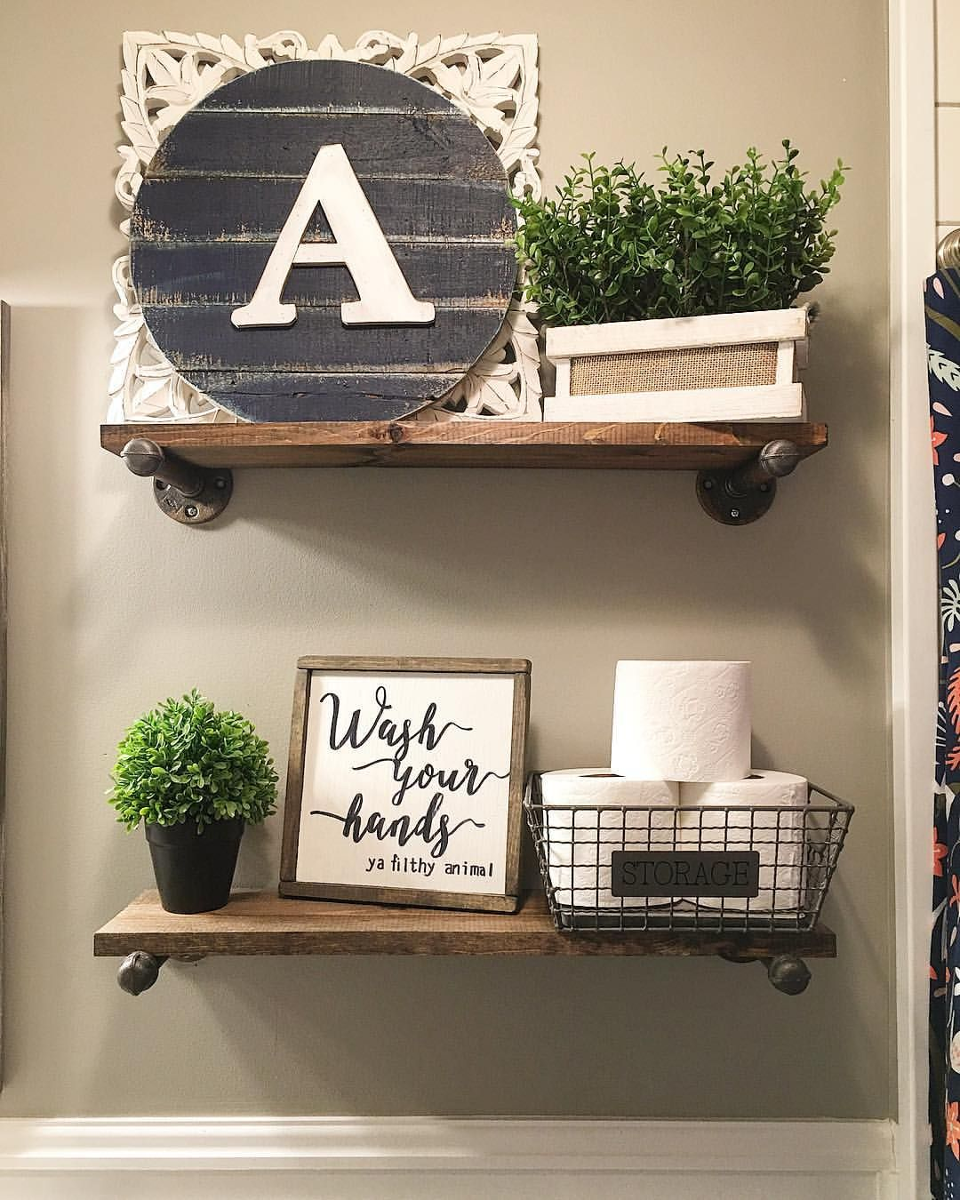 Decorating With Wall Shelves Pin By Selin Sahici On House In 2019 Pinterest