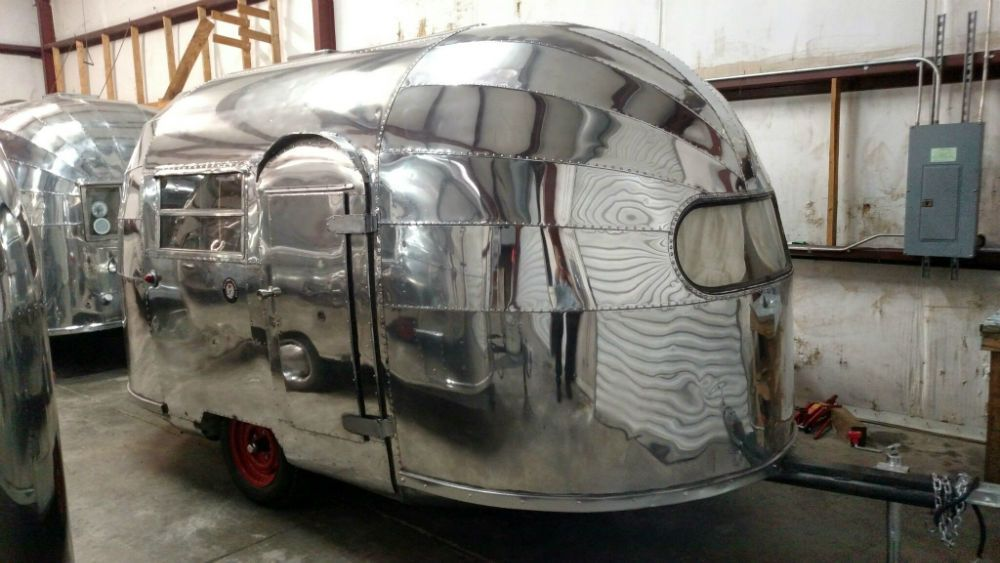1948 Airstream Wee Wind 16 - California | Airstreams are