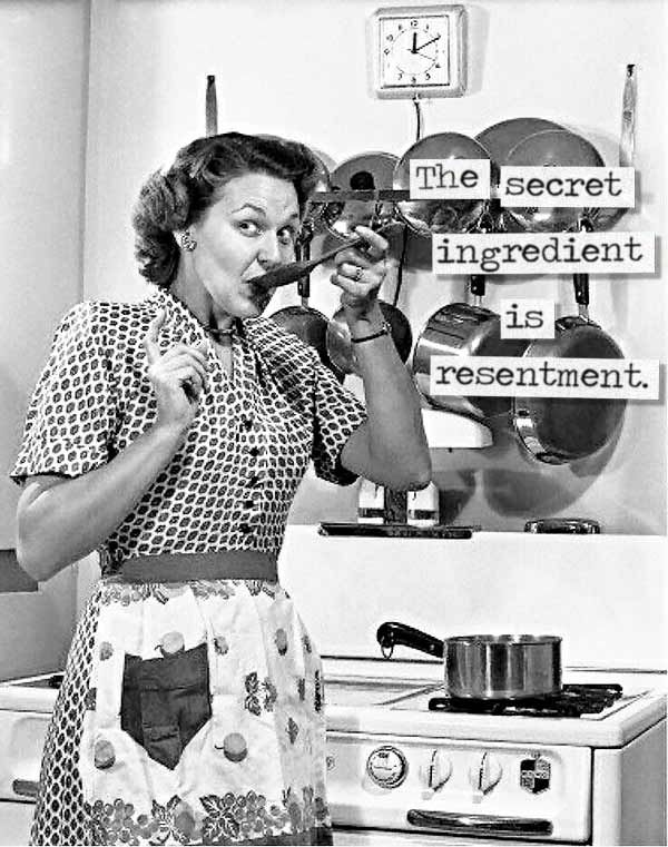 21 funny 1950s sarcastic housewife memes humor for the for Classic housewife