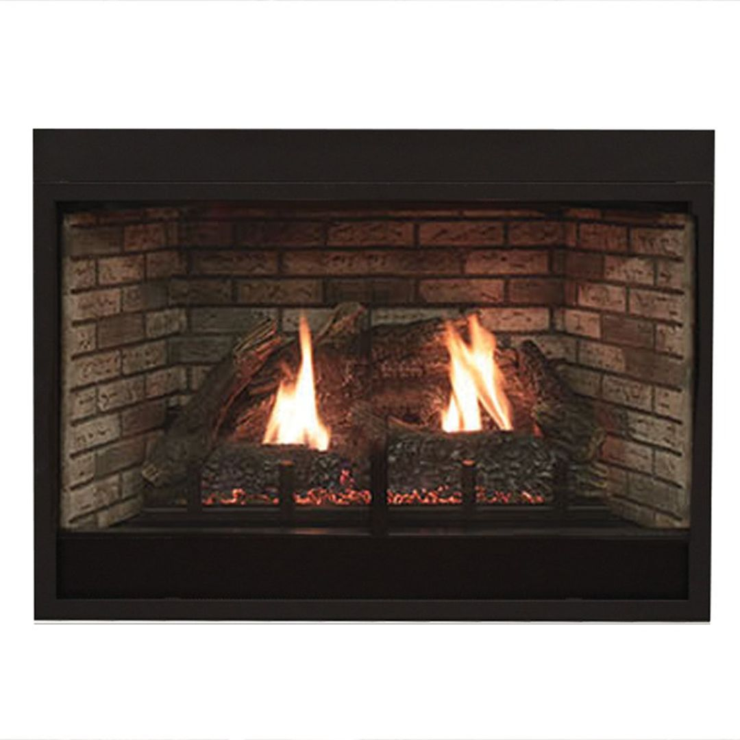 Turn Your Existing Wood Burning Fireplace Into An Efficient Gas