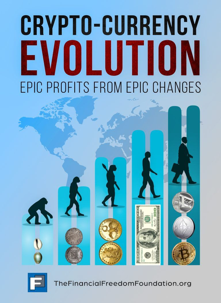 The Crypto Currency Evolution Ebook Epic Profit From Epic Changes