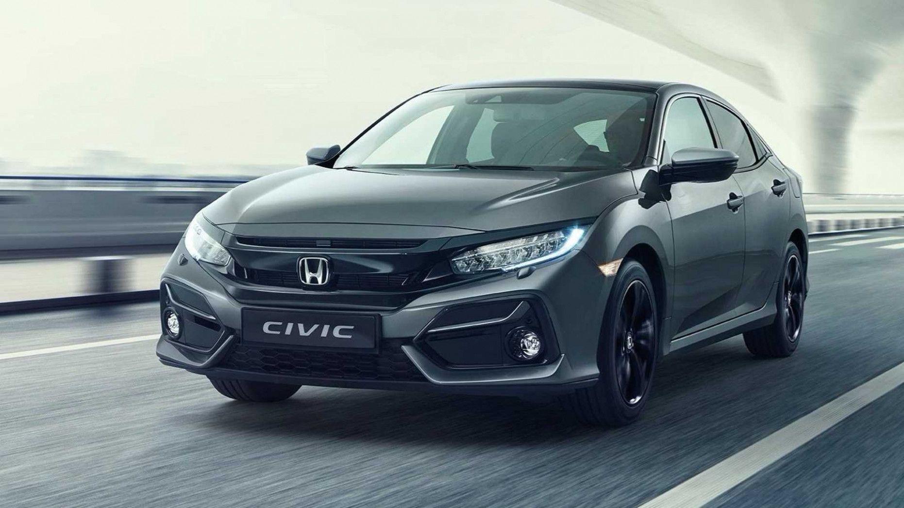 Honda Civic 2020 Ratings di 2020