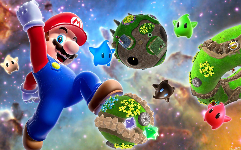 Super Mario Galaxy Super Mario Galaxy Super Mario Mario Bros