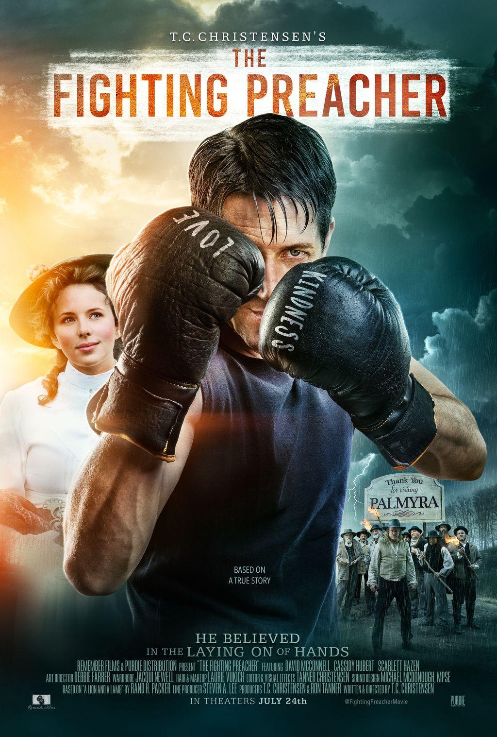 The Fighting Preacher A New Church History Film Cranial Hiccups Preacher Film Deseret Book