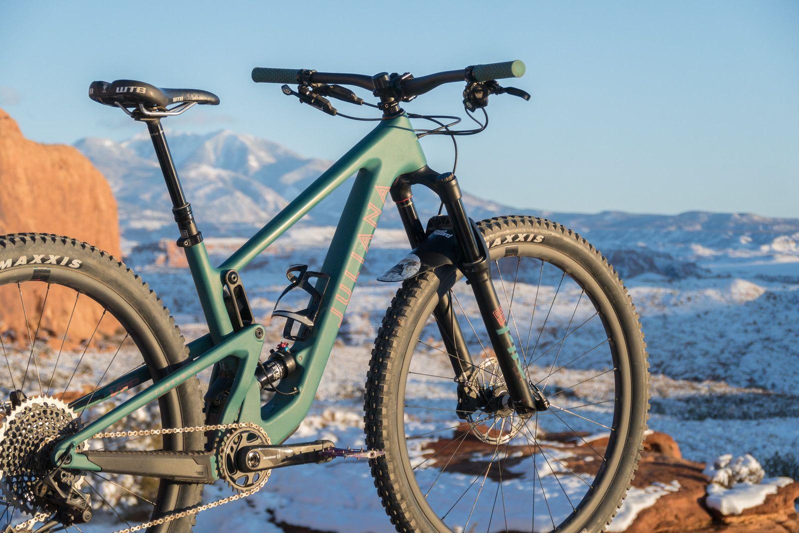2020 Juliana Joplin X01 Carbon Cc Bike Di 2020 Sepeda