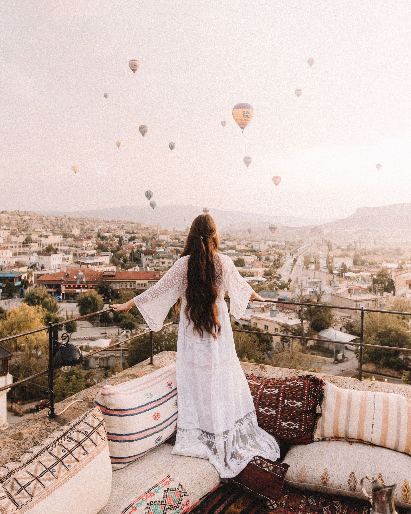 The 5 Best Photo Spots in Cappadocia, Turkey Cappadocia