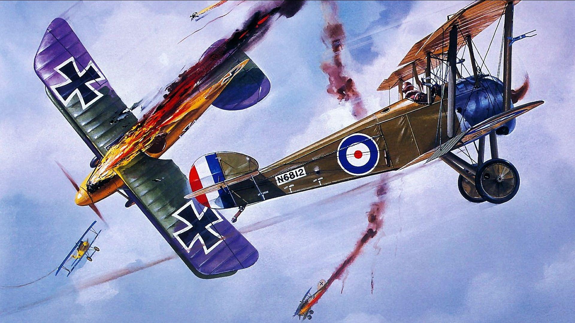 World War One Aircraft