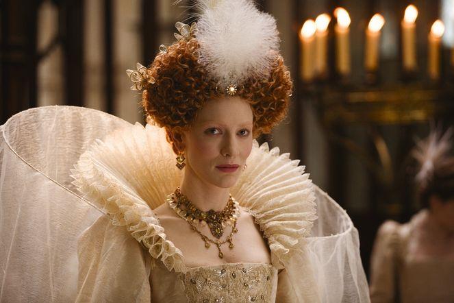 Cate Blanchett en 10 rôles marquants Elizabeth the