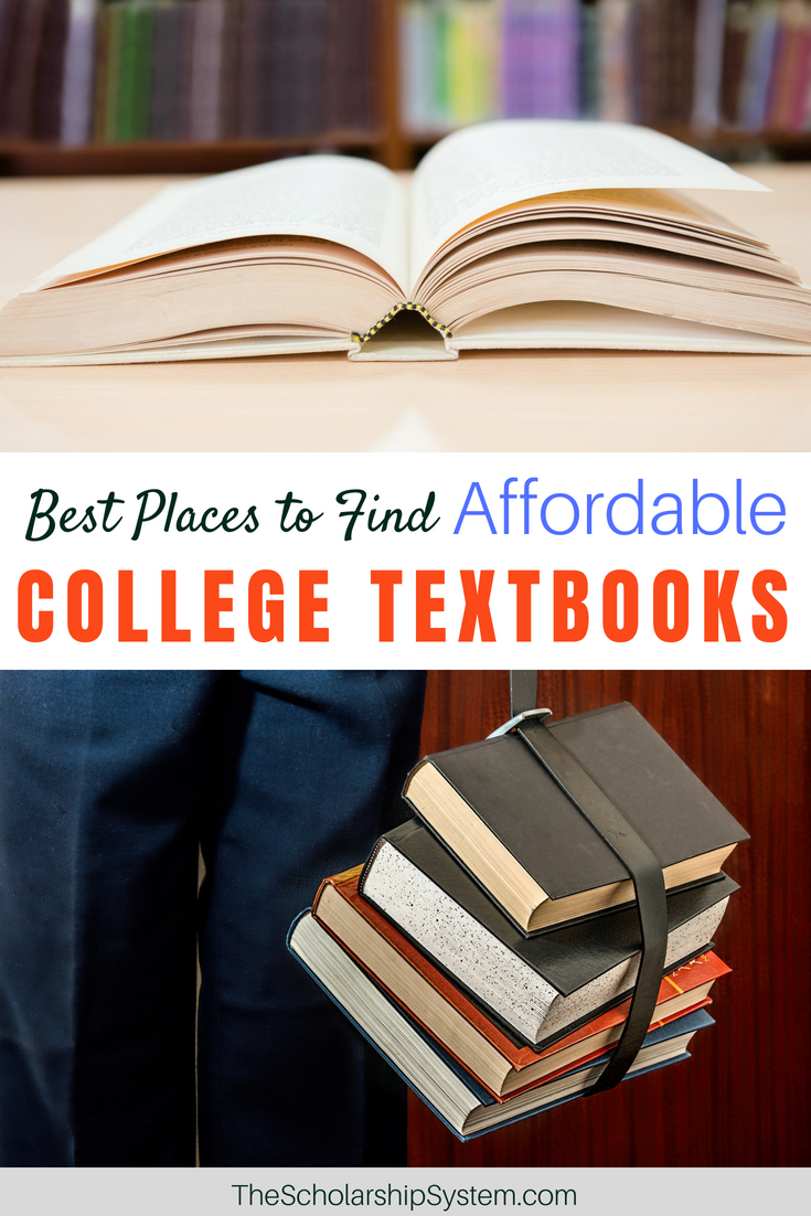 Are Numerous Places That Provide Access To Affordable College Textbooks Some Have New And Used Books Available While Others Focus On Al Options