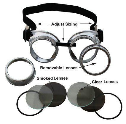 Amazon.com: Minion Goggles Minions Goggles Minion Glasses ...