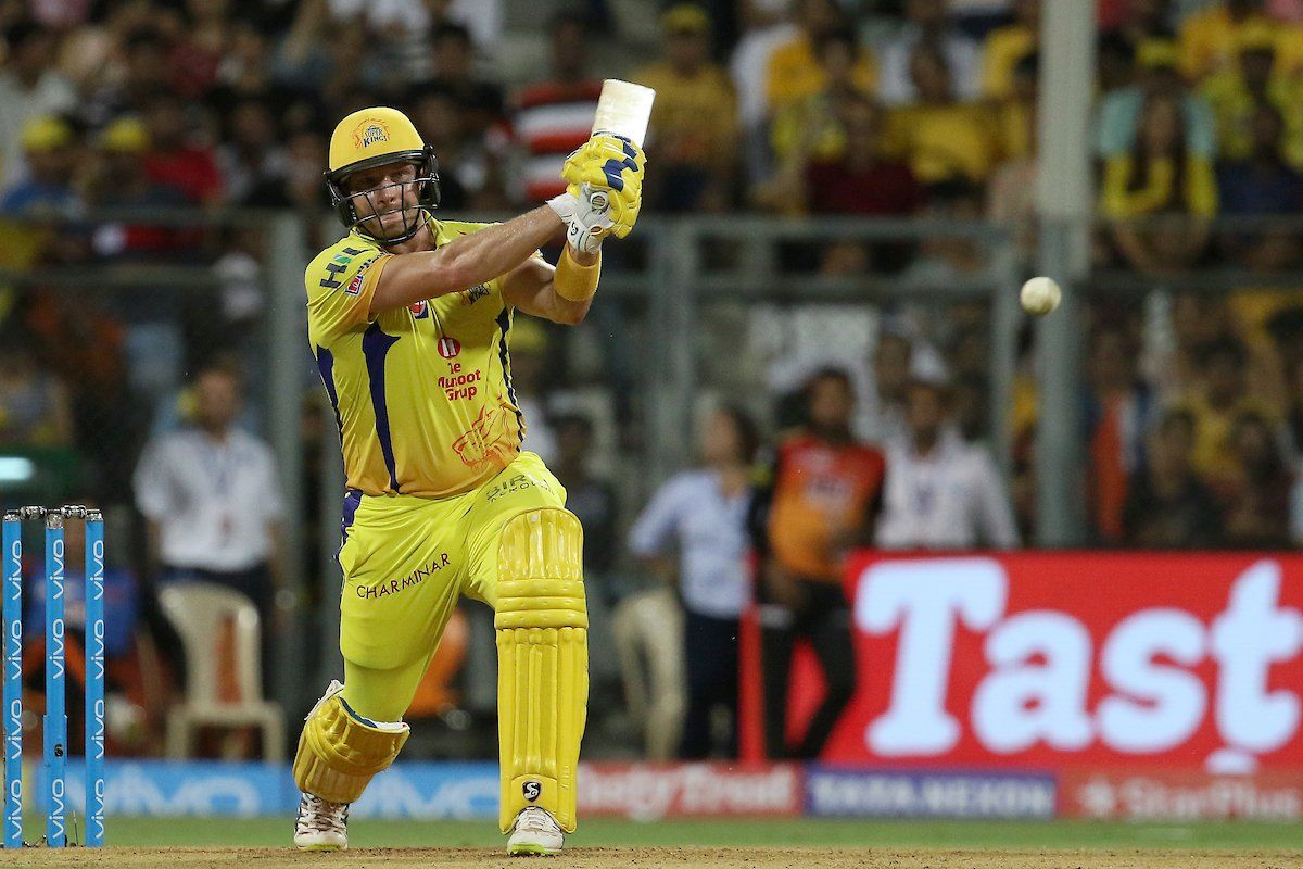 Pin by Crickethindi on IPL LOVER in 2020 Shane watson