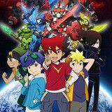 "Bones' Kids Anime ""Tenkai Knights"" to Start Airing in Japan on April 5 - I wonder if japan is as excited as us foreigners when we hear an anime is getting an english dub."