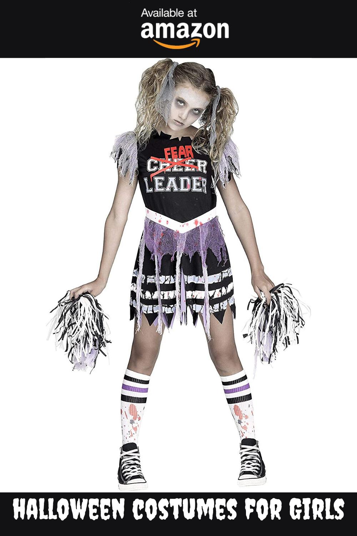 Halloween Costumes Ideas 2020 Kids Over 10 Years Zombie Costumes For Girls, Halloween Costumes For Kids, Scary