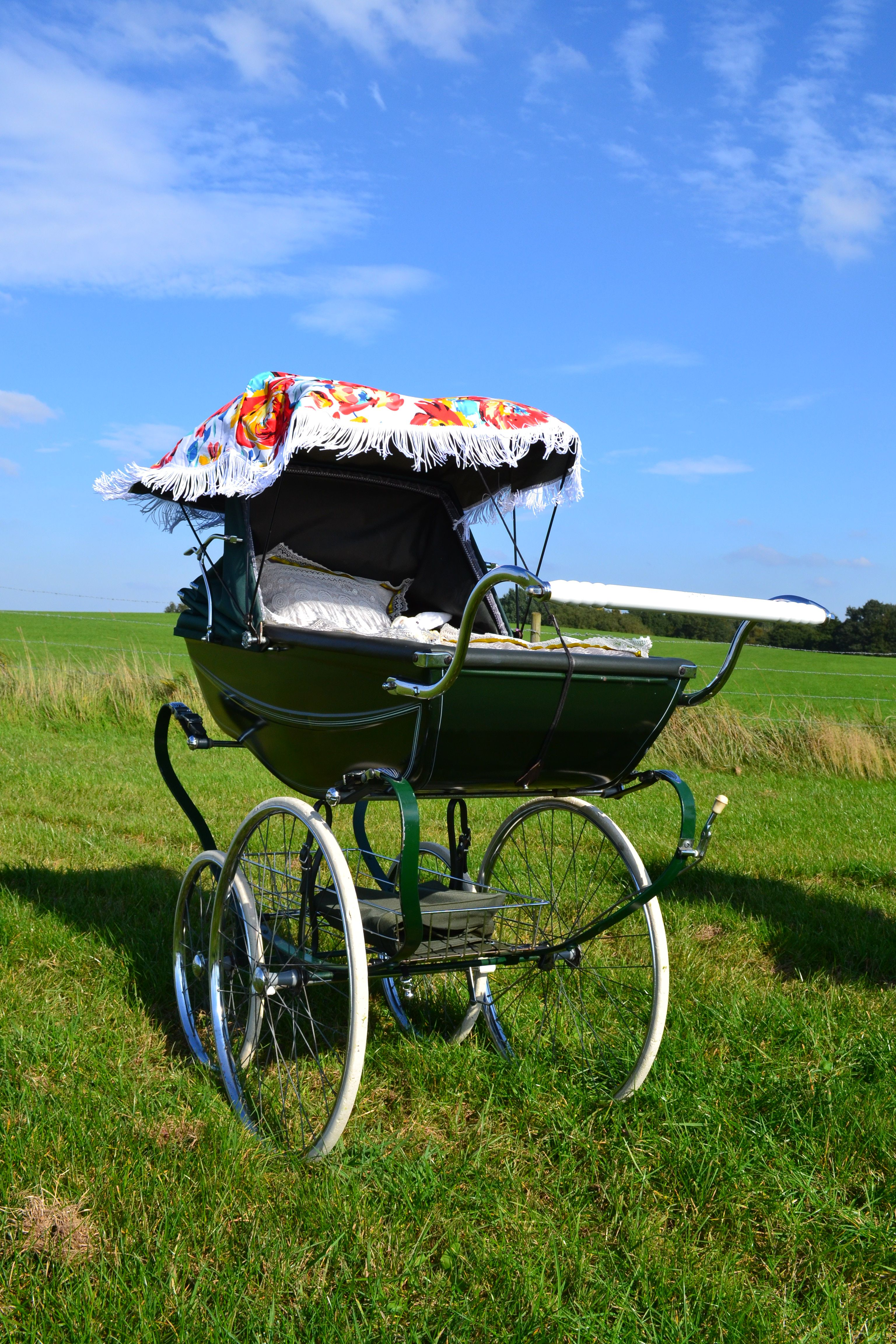 Coach Built Prams and accessories available in store and