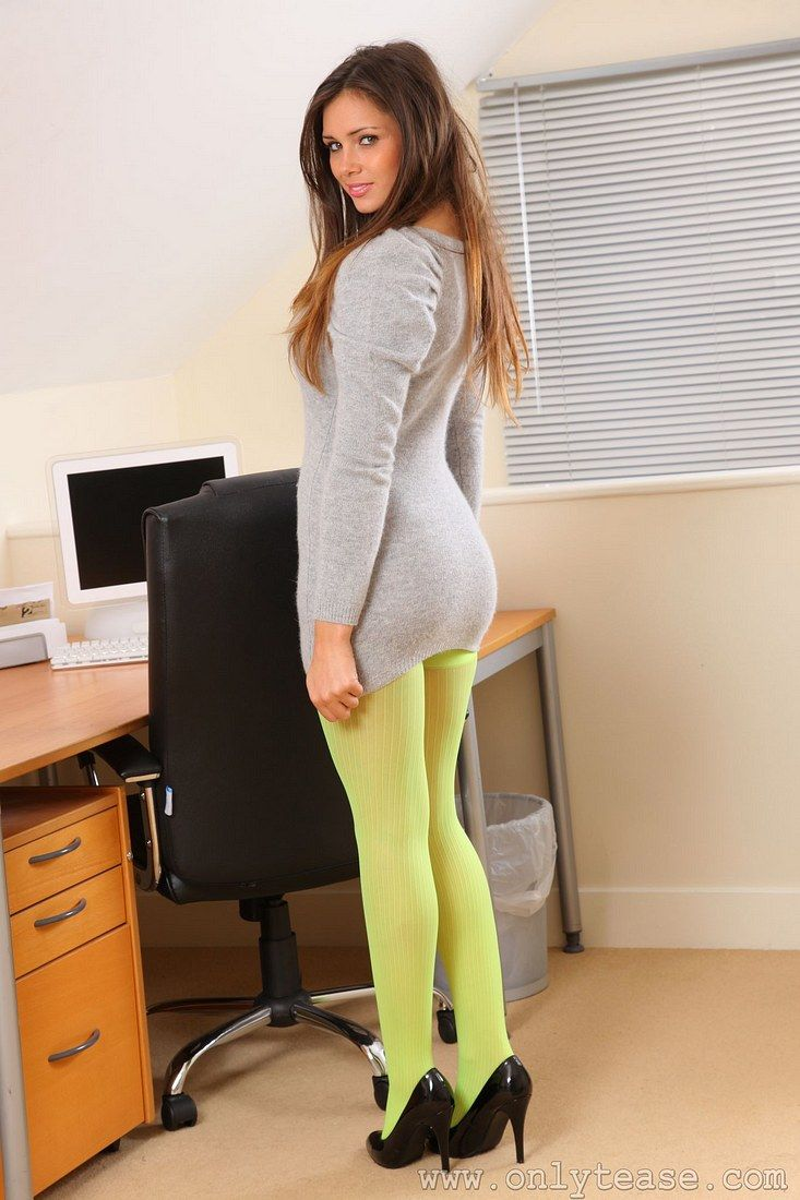 Trends in pantyhose