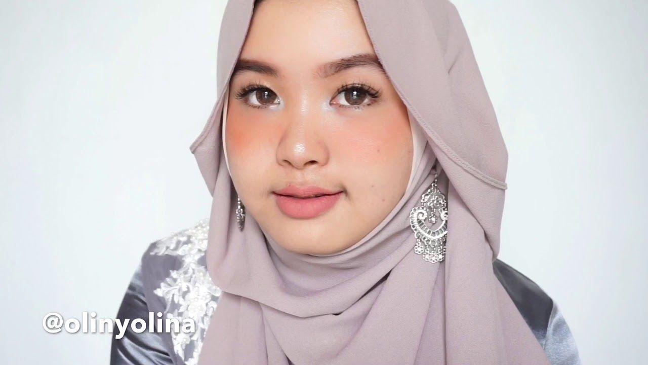 Tutorial Jilbab Pashmina Untuk Wisuda Syari Kerudung Gaya Hijab Model Baju Wanita
