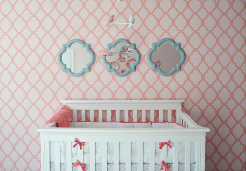 Five budget savvy nursery toddler room trends