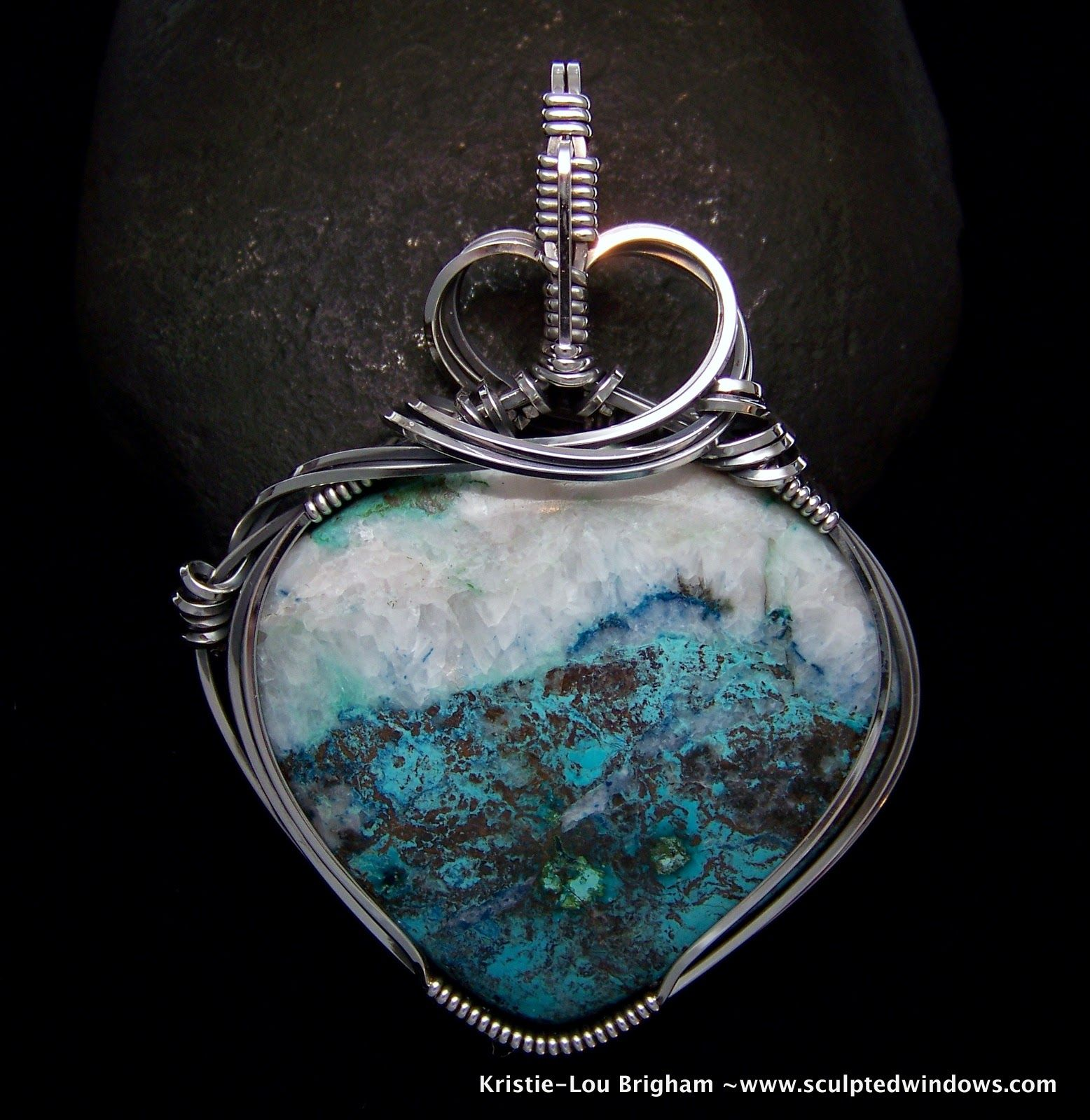 Pin by Maria Brennan on Wire Wrapping - Jewelry Making   Pinterest ...