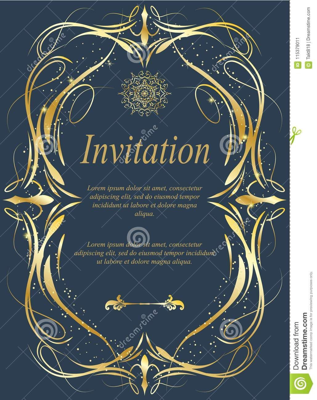 carte d invitation carte de mariage