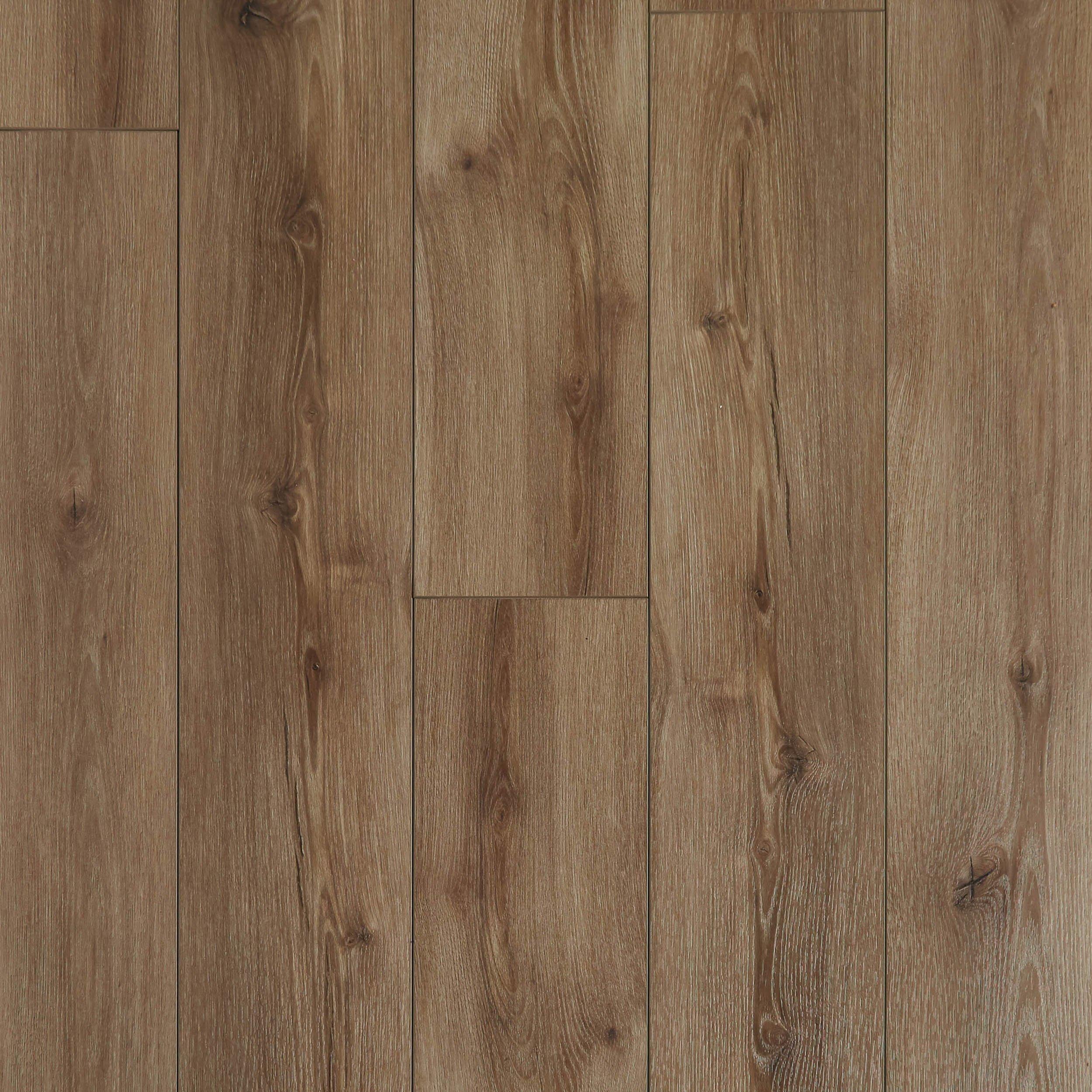 Woodsmoke Rigid Core Luxury Vinyl Plank Cork Back Luxury