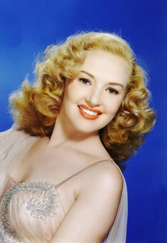 Vintage Glamour Girls: Betty Grable