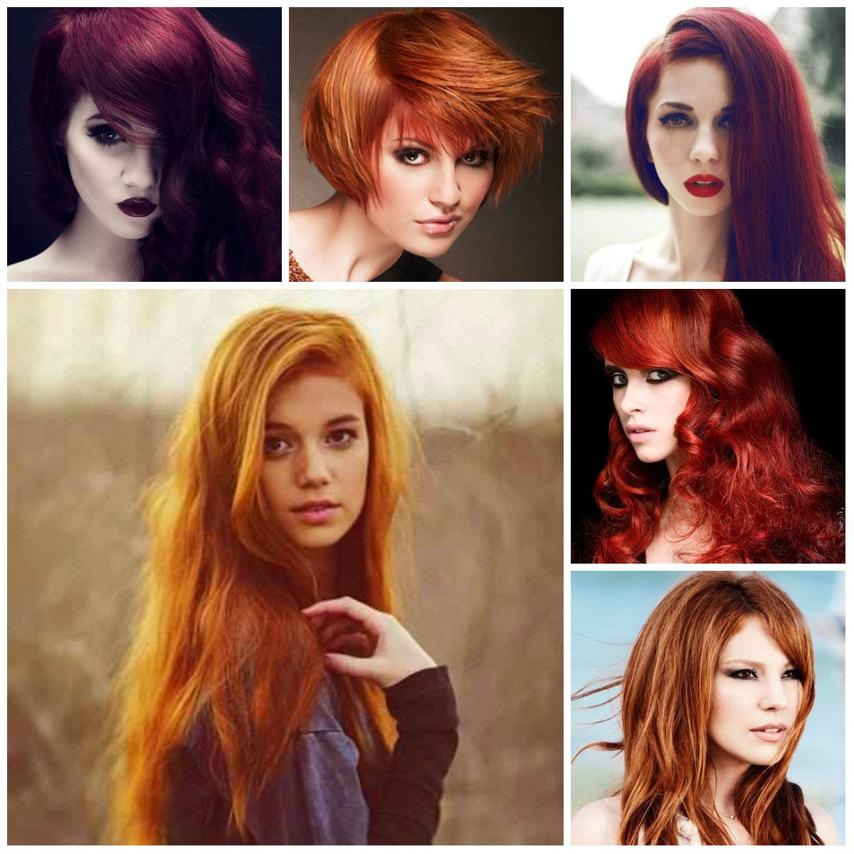 Shades of Red Hair Color For 2017 // #2017 #Color #Hair #shades ...
