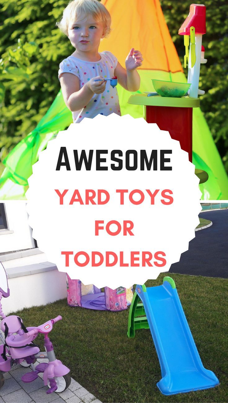 Must buy outside toys for toddler girls make backyard play