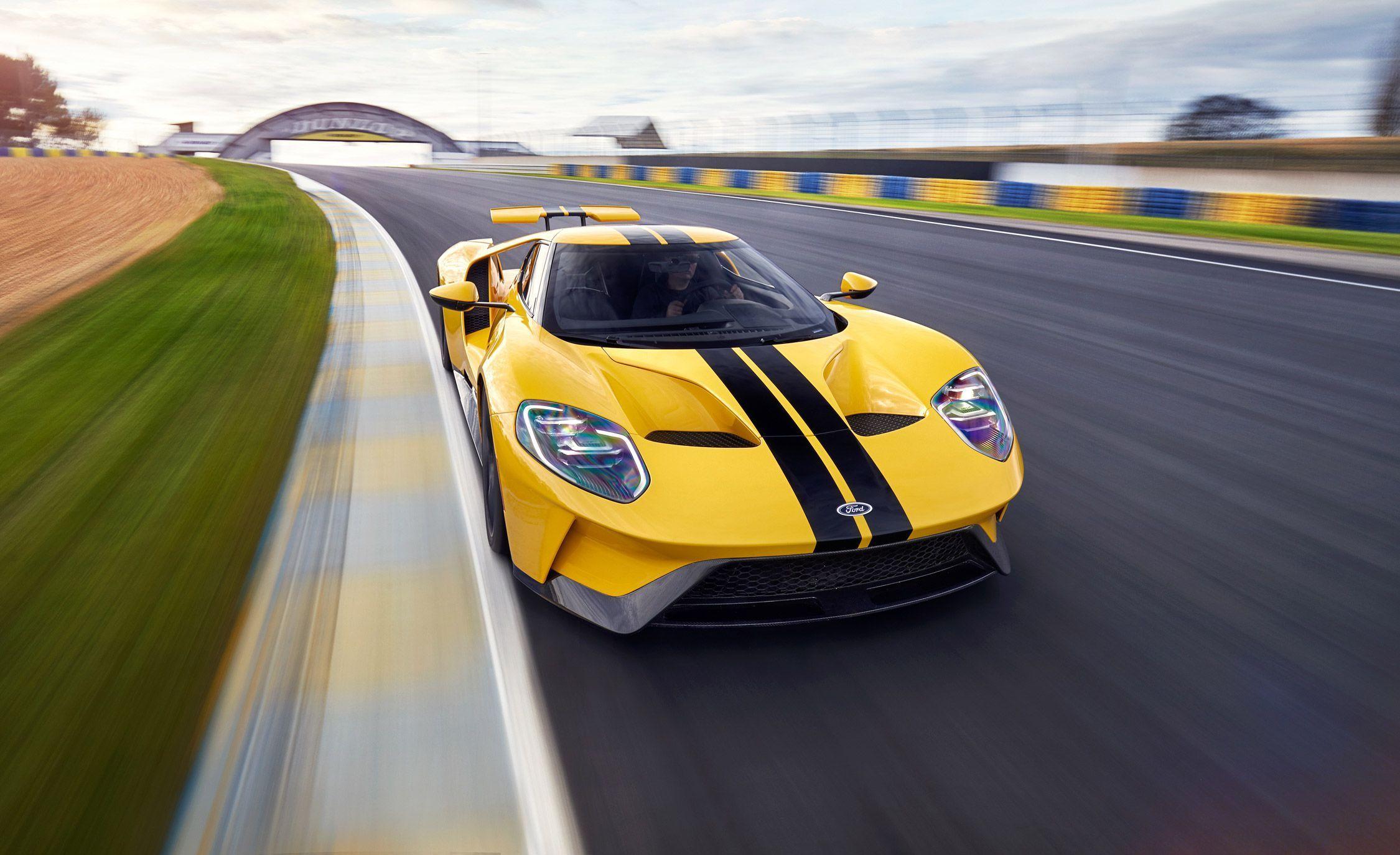 Ford Gt Full Test La Ford In La France Insurancequotes