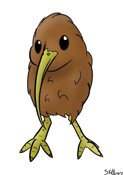 Kiwi Bird Clipart Google Search Cartoons Kiwi Bird
