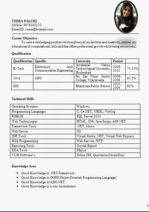 Curriculum Vitae Samples For Teachers Sample Template Example
