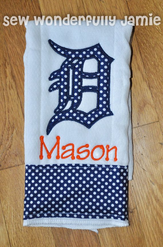 Baby Personalized Burp Cloth Roo