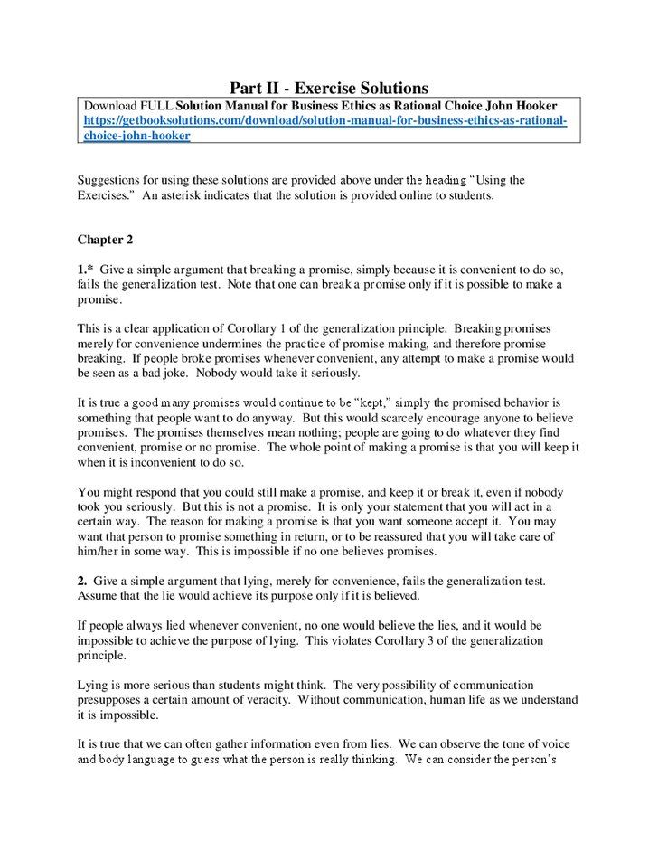 Pin by James Aclucher on Solution Manual for Business Ethics