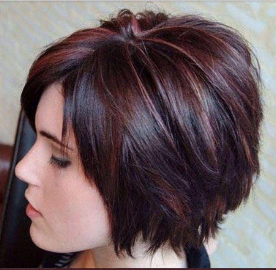Pin by lynn odle on hair ideas for thick hair pinterest hair
