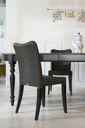 Vincent Sheppard | Life Stories of Lloyd Loom | Melissa dining chair ...