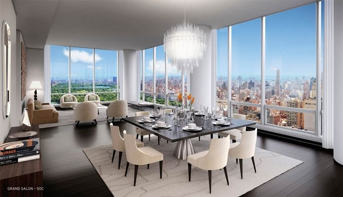 Most Expensive Penthouses In New York With Images New York
