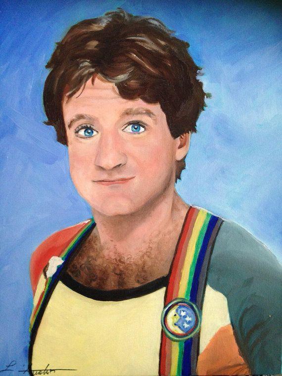 Robin Williams by KreaLO