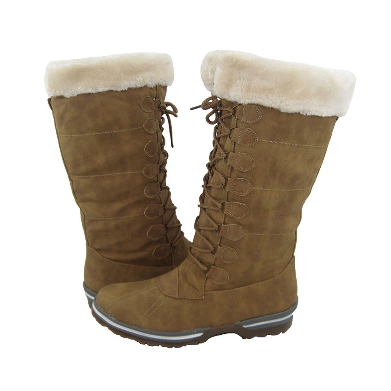 Comfy Moda Women's Winter Snow Boots Blue Mountain 2014 Size 12 ...