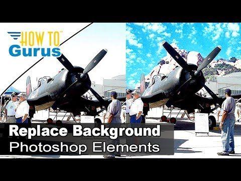 Photoshop Elements Pencil Sketch Portrait from Photo : Photoshop