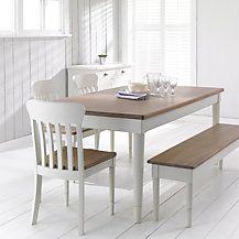 John Lewis Drift Dining Room Furniture Range