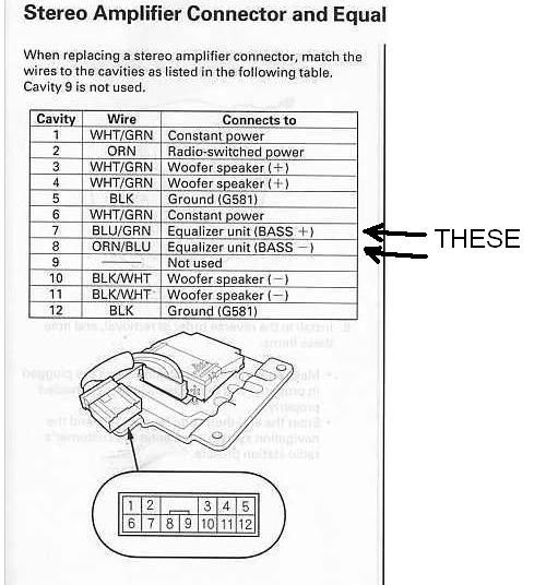 2000 Audi A4 Bose Amp Wiring Diagram - Data SET •
